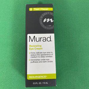 Murad Renewing Eye Cream, 0.5 oz Factory Sealed